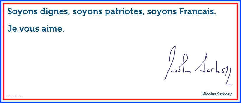 Nicolas Sarkozy Manin S Blog